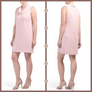 Nanette Lepore • Crepe Shift Dress